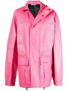 пальто оверсайз с логотипом Balenciaga 159206785156