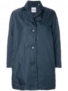 однобортное пальто ASPESI 1272970576