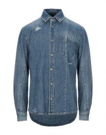 Джинсовая рубашка McQ - Alexander McQueen 42767658ub