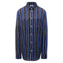 Рубашка из вискозы Balenciaga 11902596