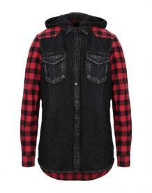 Джинсовая рубашка MARCELO BURLON 42766118ut