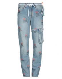 Джинсовые брюки OFF-WHITE 42805859ma