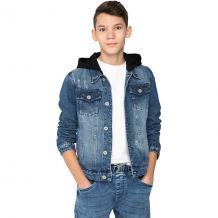 Джинсовая куртка Young Reporter 14746447
