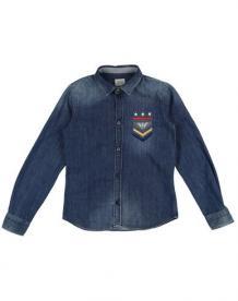 Джинсовая рубашка Armani Junior 42636645fp