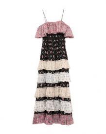 Длинное платье MANOUSH 15018769DR