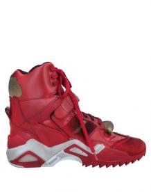 Высокие кеды и кроссовки MAISON MARGIELA 11698022wv