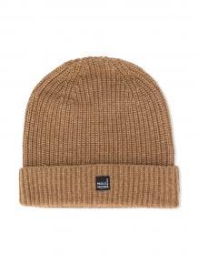 шапка бини с нашивкой-логотипом Paolo Pecora Kids 157869525248326363