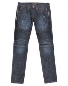 Джинсовые брюки PHILIPP PLEIN 42806251FQ
