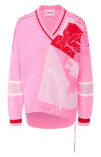 Шерстяной свитер Iceberg 10604861