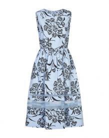 Платье длиной 3/4 CAROLINA HERRERA 15012559mr