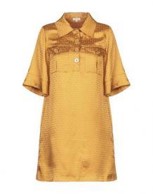 Короткое платье MANOUSH 34980822QK