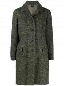 однобортное пальто ASPESI 142318485248