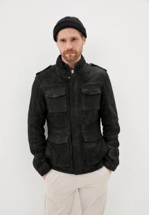 Куртка кожаная Urban Fashion for Men MP002XM0QVCJR560