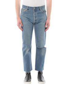 Джинсовые брюки RE/DONE with LEVI'S 42801276RB