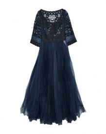 Длинное платье CAROLINA HERRERA 34991747oq