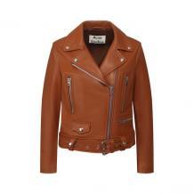 Кожаная куртка ACNE STUDIOS 11078007