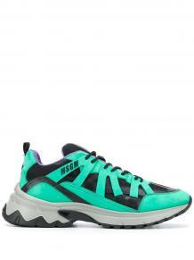 кроссовки с логотипом MSGM 155469865157