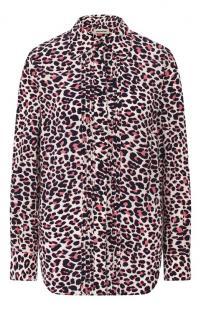Блузка из вискозы Zadig&Voltaire 10650071
