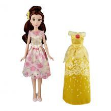 """Кукла Disney Princess """"С двумя нарядами"""" Белль, 29 см Hasbro 10023391"""