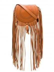 сумка через плечо Marcie с бахромой Chloe 14812732636363633263
