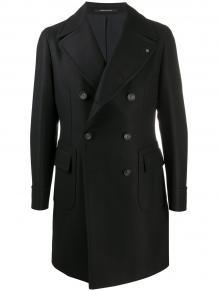 двубортное пальто Tagliatore 160263275352