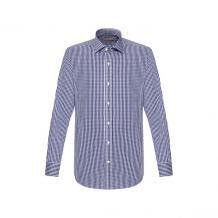 Хлопковая рубашка LUCIANO BARBERA 7894676