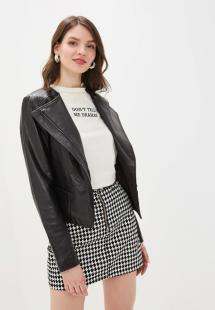 Куртка кожаная La Reine Blanche MP002XW0WNI5R420