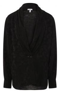 Блузка из вискозы Loewe 10427930