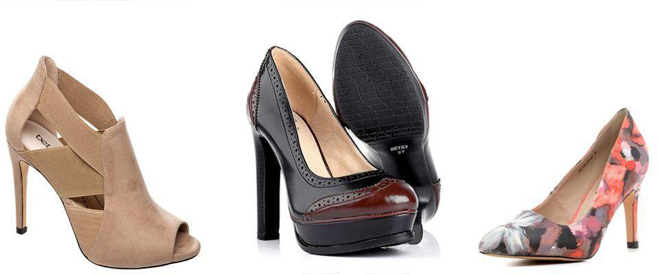 Женские туфли Betsy фото