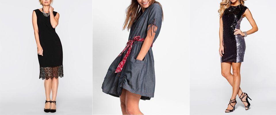 Женские платья bonprix фото