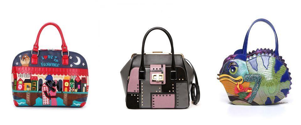 Женские сумки Braccialini фото