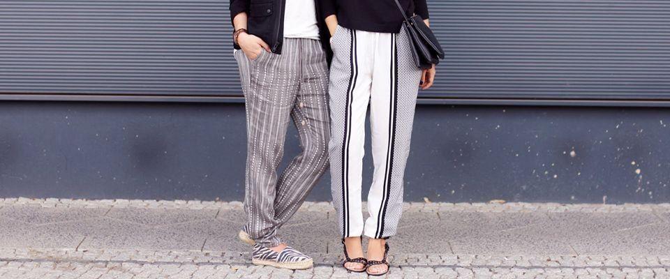 Женские брюки и штаны фото