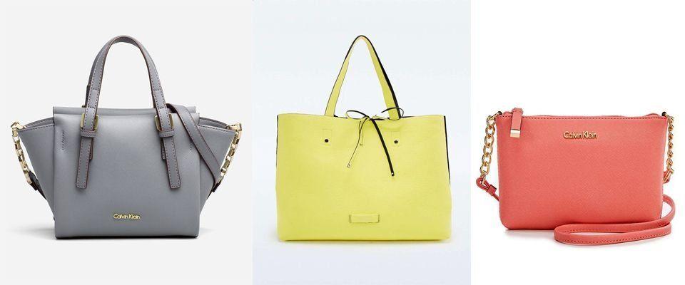 Женские сумки Calvin Klein фото