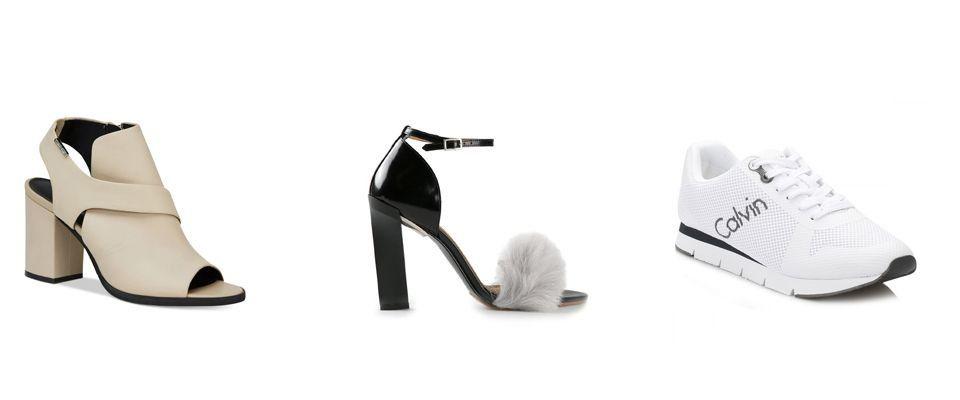 Женская обувь Calvin Klein фото