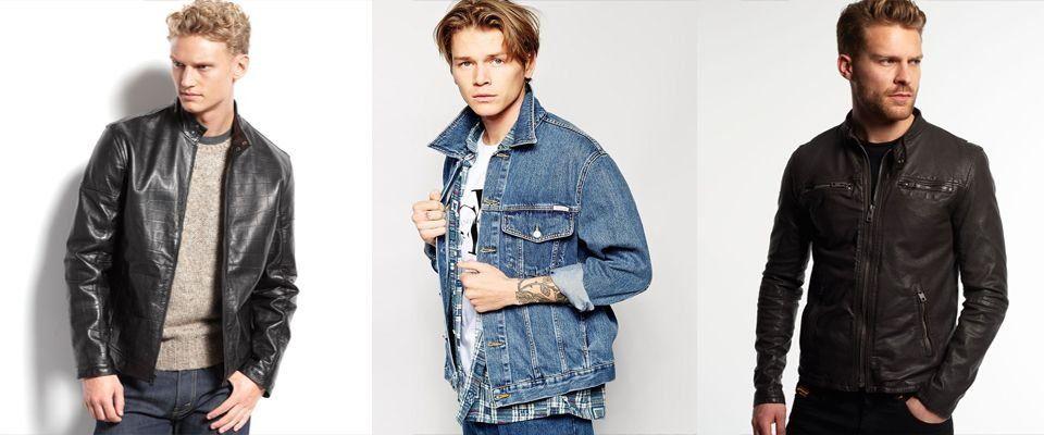Мужские куртки Calvin Klein фото