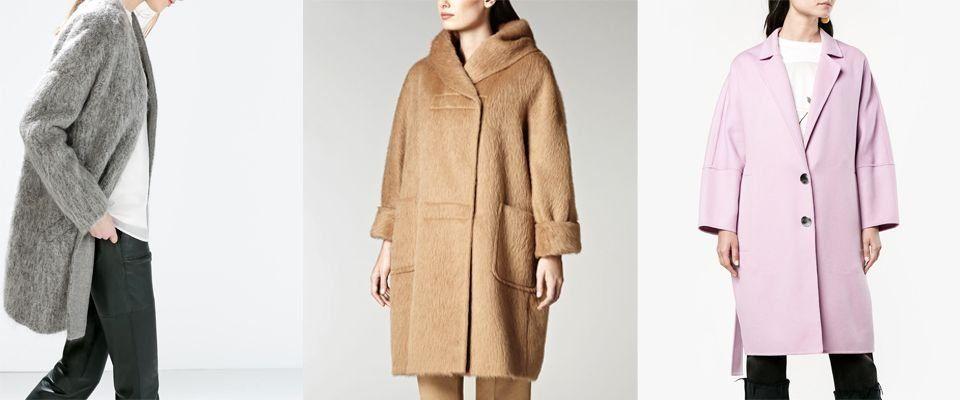 женские пальто из альпаки фото