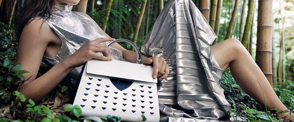 Женские сумки Coccinelle фото