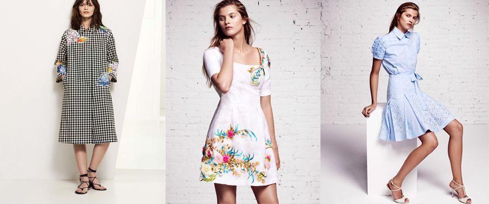 Женские платья Blumarine фото