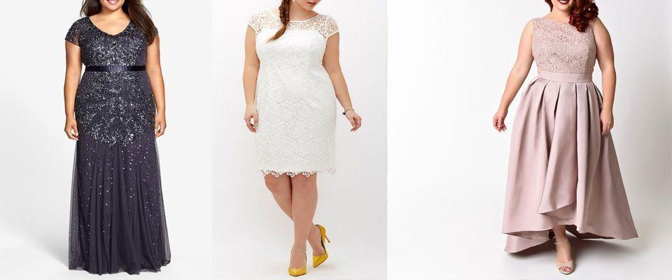 гипюровые платья больших размеров фото