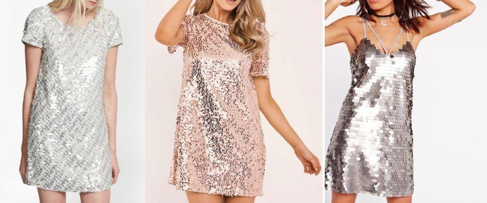 Платье с пайетками купить в москве