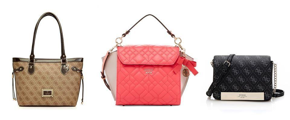 Женские сумки Guess фото