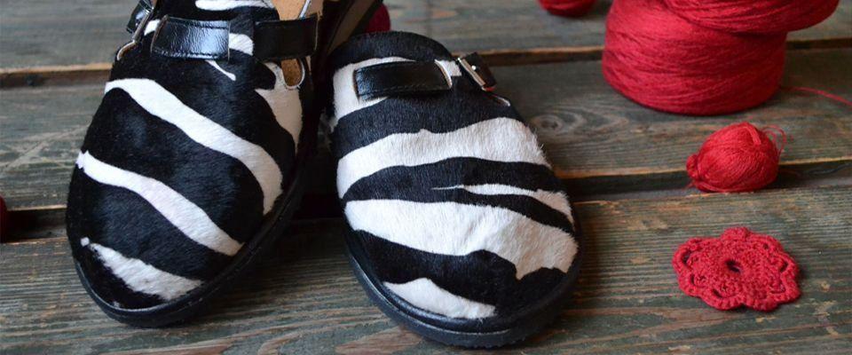 Женская обувь для дома фото