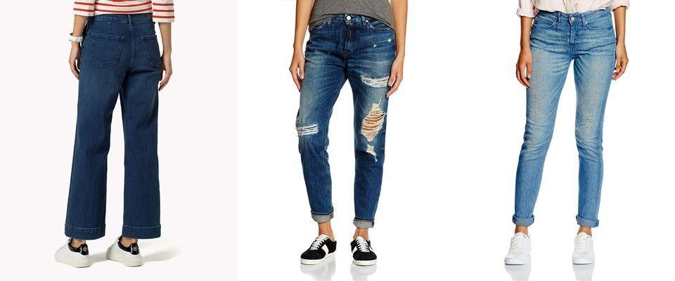 Женские джинсы Tommy Hilfiger фото
