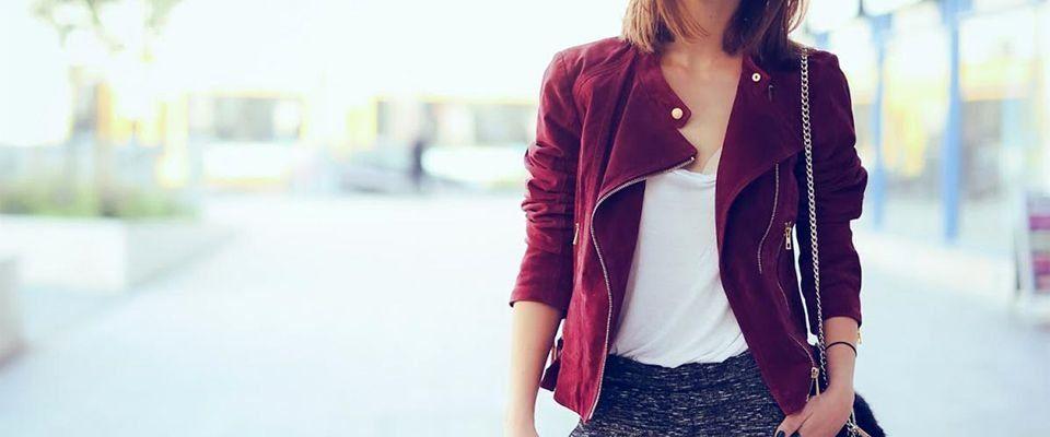 кожаные пиджаки фото
