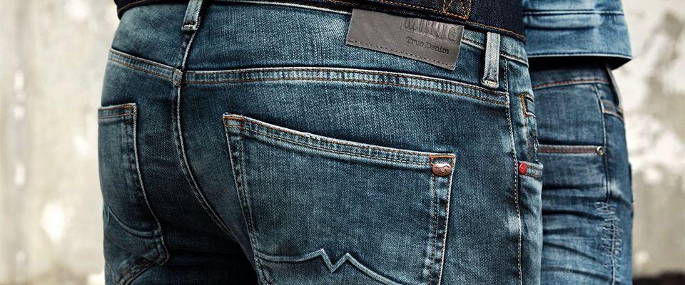 Мужские джинсы Mustang фото