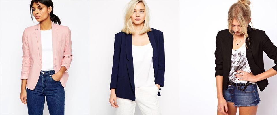 Женские пиджаки и жакеты фото