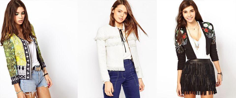 укороченные пиджаки фото
