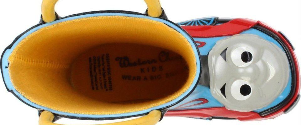 Детские ботинки фото