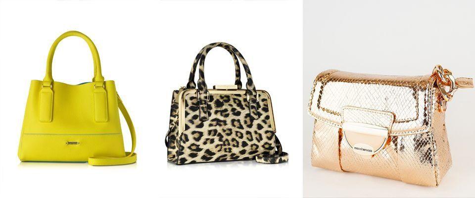Женские сумки ROCCOBAROCCO фото