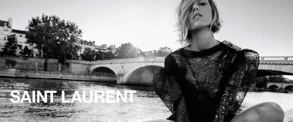 Yves Saint Laurent фото